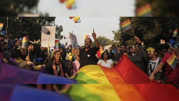 Governo da Índia pediu para rever a lei de criminalização da homossexualidade