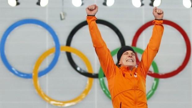 Patinadora lesbiana gana medalla de oro en Sochi 2014