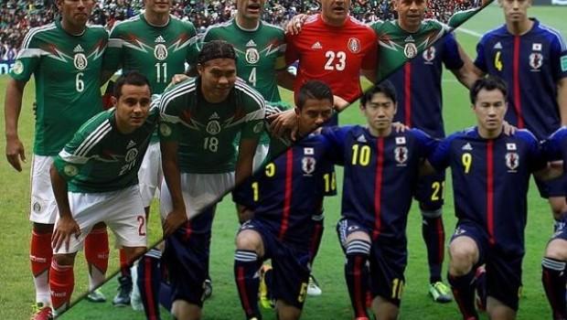 México y Japón serán las invitadas a la Copa América 2015