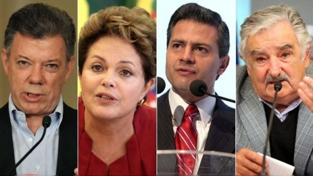 Peña Nieto, el presidente latinoamericano con el sueldo más alto