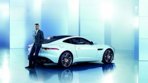 Jaguar anunció a David Beckham como su embajador en China.