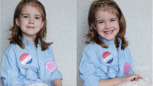 ¡No más princesas de Disney! Checa cómo el fotógrafo Jaime Moore celebró los 5 años de su hija
