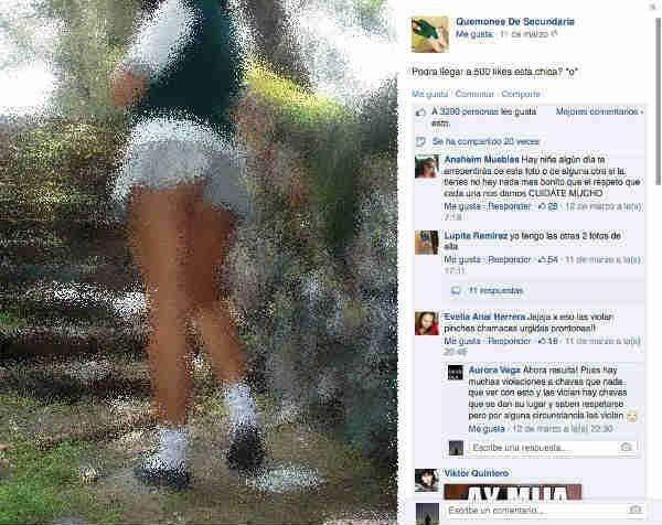 Los Perfiles De Facebook Eponen Fotos V Ctimas Que Por Alguna