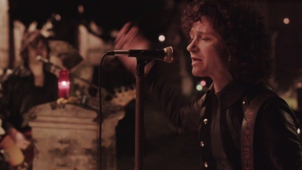 video de enrique bunbury: