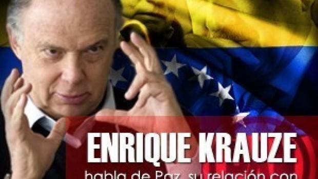 Charla con Enrique Krauze: Octavio Paz, Salinas, los sexenios del PAN y Venezuela