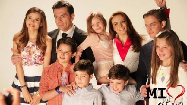 Primeras imágenes de Mi Corazón Es Tuyo, telenovela protagonizada por Silvia Navarro y Jorge Salinas