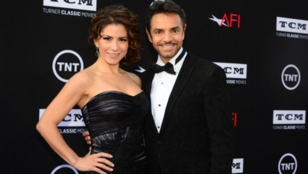 Eugenio Derbez Esposa Eugenio Derbez Estar Presente