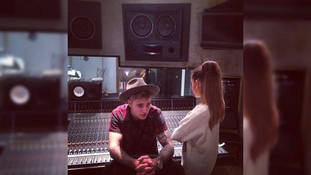 Justin Bieber y Ariana Grande Dueto ¡ariana Grande Confirma Dueto