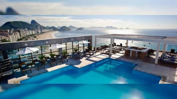 Budweiser abre un hotel en Río de Janeiro para celebrar el Mundial