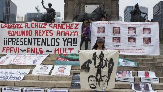 Cuestiona AI reducción de cifra de desaparecidos en México