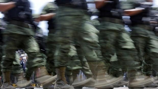 Sedena busca a 242 militares desaparecidos desde 2010