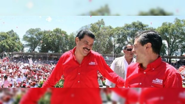 Anuncia gobernador que Hidalgo se queda sin aeropuerto; será construido en Texcoco