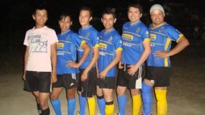 Equipo de futbol gay
