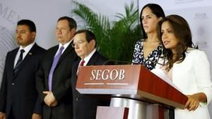 Mariana Benitez Tiburcio, subprocuradora Jurídica y de Asuntos Internacionales de la Procuraduría General de la República (PGR). Foto/Notimex