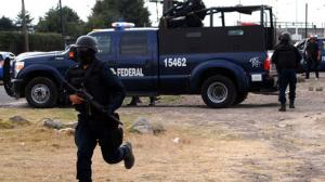 Hasta Valle de Bravo han llegado elementos de la Policía Federal para reforzar la seguridad. Foto/Notimex