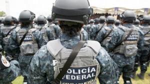 Gendarmería. Ayer el presidente Enrique Peña Nieto abanderó a la nueva corporación. Foto/Cuartoscuro