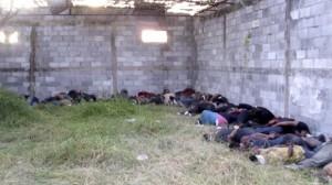 A 4 años de la masacre en San Fernando, siguen sin esclarecerse los hechos. Foto/Cuartoscuro (Archivo)