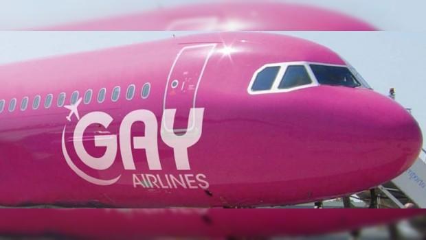 Plane Gay 103