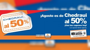 (@Chedrauioficial) Campaña