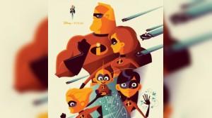 Foto: Facebook PixarTheIncredibles