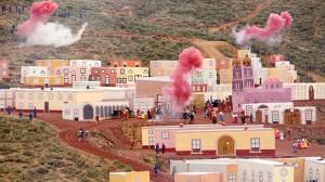 La escenificación se presentó ante el presidente Enrique Peña Nieto el pasado 23 de junio. Foto/Especial