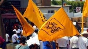 Militantes del PRD. Riesgo en elección interna. Foto/Especial