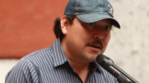 Mario Luna. Liberación. Foto/Cuartoscuro (Archivo)