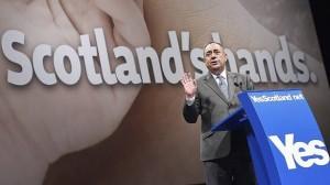 Alex Salmond. Foto: AFP