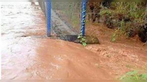 (@lajornadaonline) Contaminación en afluente del río Bacanuchin