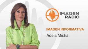 La periodista Adela Micha comenzó una nueva era en su carrera. Foto/Especial