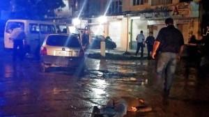 Vilencia en Iguala. 6 personas murieron durante un ataque armado el pasado viernes. Foto/AFP