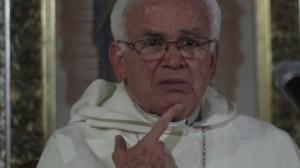 Raúl Vera, obispo de Saltillo (Enrique Ordoñez/Cuartoscuro)