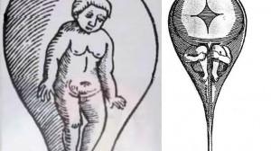 El feto era considerado algo quimérico hasta que su alma llegara al cuerpo.
