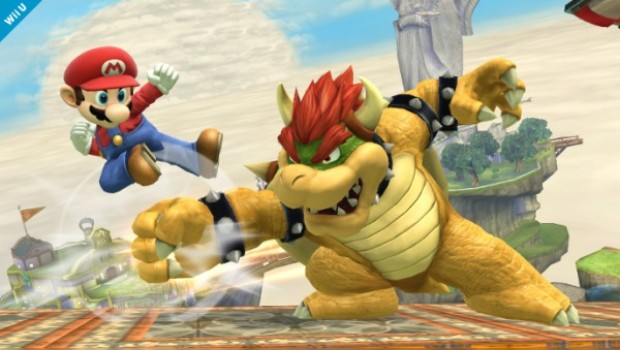 Nintendo Done Balancing Super Smash Bros. 3DS/Wii U