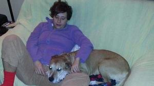 Teresa Romero, la enfermera española que se recuperó del brote de ébola.