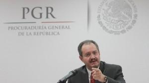 Rodrigo Archundia en breve podría obtener un nombramiento de importancia en la propia PGR. Foto/Cuartoscuro