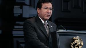 Lázaro Mazón Alonso aseguró que declaró como testigo. Foto/Cuartoscuro