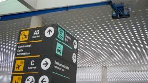 Terminal del AICM. Cierre de pistas. Foto/Cuartoscuro (Archivo)