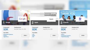 Las tres empresas preferidas por los profesionistas según LinkedIn