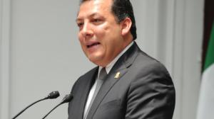 Raúl Plascencia. Comparecencia. Foto/Cuartoscuro
