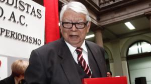 Jorge Saldaña. Descanse en Paz