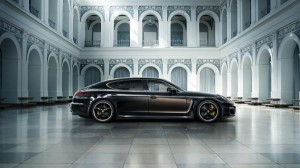 Conoce el nuevo Porsche Panamera Exclusive, una edición limitada a 100 vehículos.