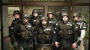 U.S. Service Marshals