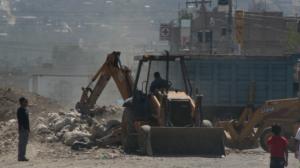 Los legisladores asignaron de manera discrecional y sin reglas ni criterios de urbanización los 5 mil millones de pesos del Fondo de Pavimentación. Foto/Cuartoscuro (Archivo)