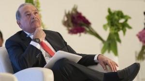 Carlos Slim. Embargo. Foto/Cuartoscuro (Archivo)