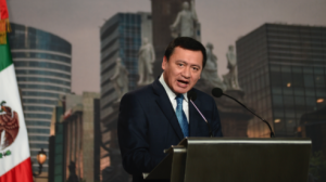 Miguel Ángel Osorio Chong. Anuncio del presidente Enrique Peña Nieto. Foto/Cuartoscuro