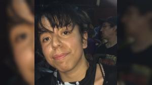 Hillary González Olguín, de 22 años, detenida el 20 de Noviembre. Foto: Especial