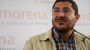 Martí Batres pidió la destitución de Peña Nieto. Foto/Cuartoscuro