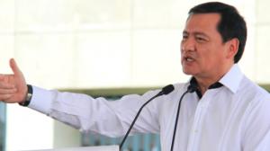 Miguel Ángel Osorio Chong. Mensaje de Peña Nieto el jueves. Foto/Cuartoscuro