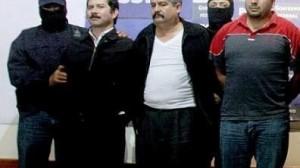 Miguel Ángel Almaráz, detenido en 2009